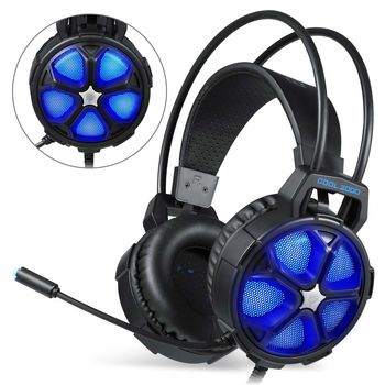 Cuffie Gaming Easy SMX Cool 2000 Blu 22,00€